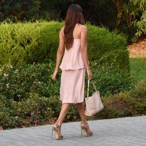 Banana Republic Dresses - Blush dress